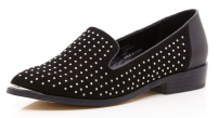 River Island Studded Slipper Shoe