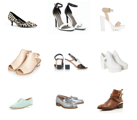 Spring's Most Stylish Shoes