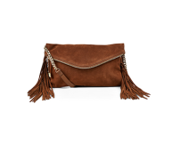 Accessorize Fringed Bag