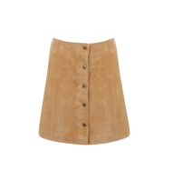 Miss Selfridge Suede Skirt
