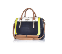 River Island Colourblock Bag
