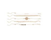 Warehouse Gold Bracelet Pack