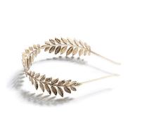 Warehouse Gold Leaf Headband