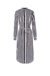 Utility Stripe Shirt Dress, £45
