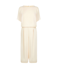 Culotte Cape Back Jumpsuit, £75