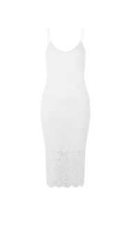 New Look Lace Bodycon Dress