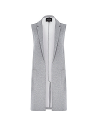 River Island Grey Jersey Jacket