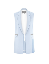 River Island Light Blue Blazer