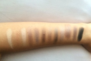 Urban Decay Naked2 Palette - swatch 2