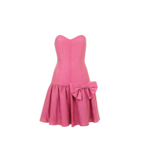 '80s Taffeta Prom Dress by Topshop Archive