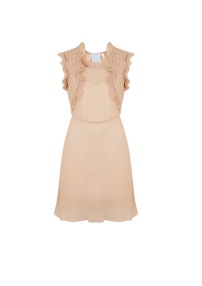 Courtney Sheer Dress by Topshop Archive