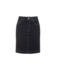 Debbie Denim Pencil Skirt by Topshop Archive