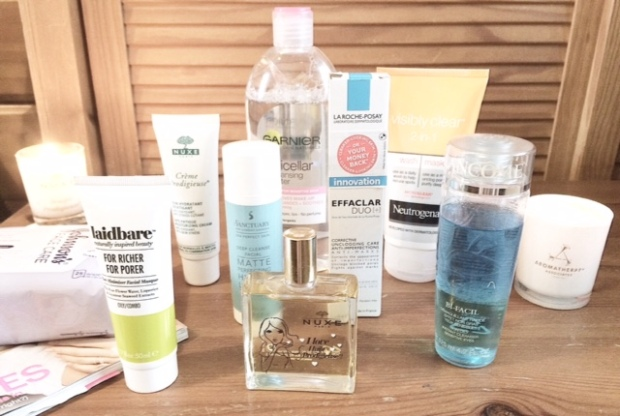 My Current Skincare Favourites