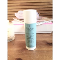 Sanctuary Deep Cleanse Facial Matte Perfecting Hydra Lotion