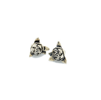 The Great Frog Rose Ear Studs, £50