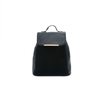 Urban Outfitters Black Suede Backpack, £49