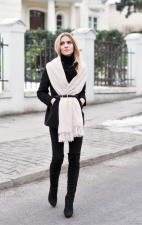 belted-scarf-look