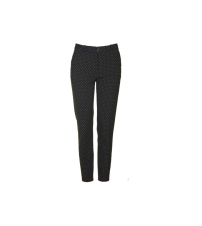 Pinspot Cigarette Trousers, £35