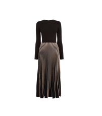 Pleated Midi Dress, £65