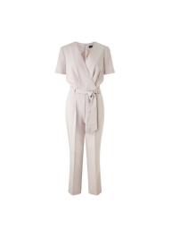 Miss Selfridge Grey Wrap Jumpsuit, £49