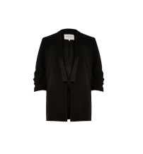 River Island Ruched Sleeve Blazer, £55