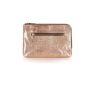 Topshop Zip Detail Clutch, £25