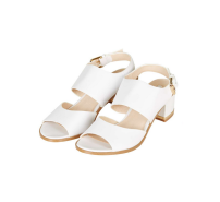 Topshop NICHE Two-Part Sandals