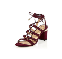 River Island Caged Sandals