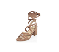 River Island Soft-Tie Sandals