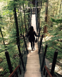 Capilano Suspension Bridge Walkway