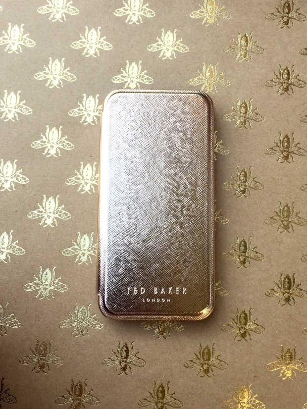 Ted Baker Rose Gold iPhone Case