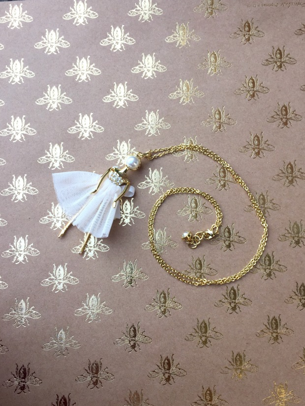 Ted Baker Ballerina Necklace