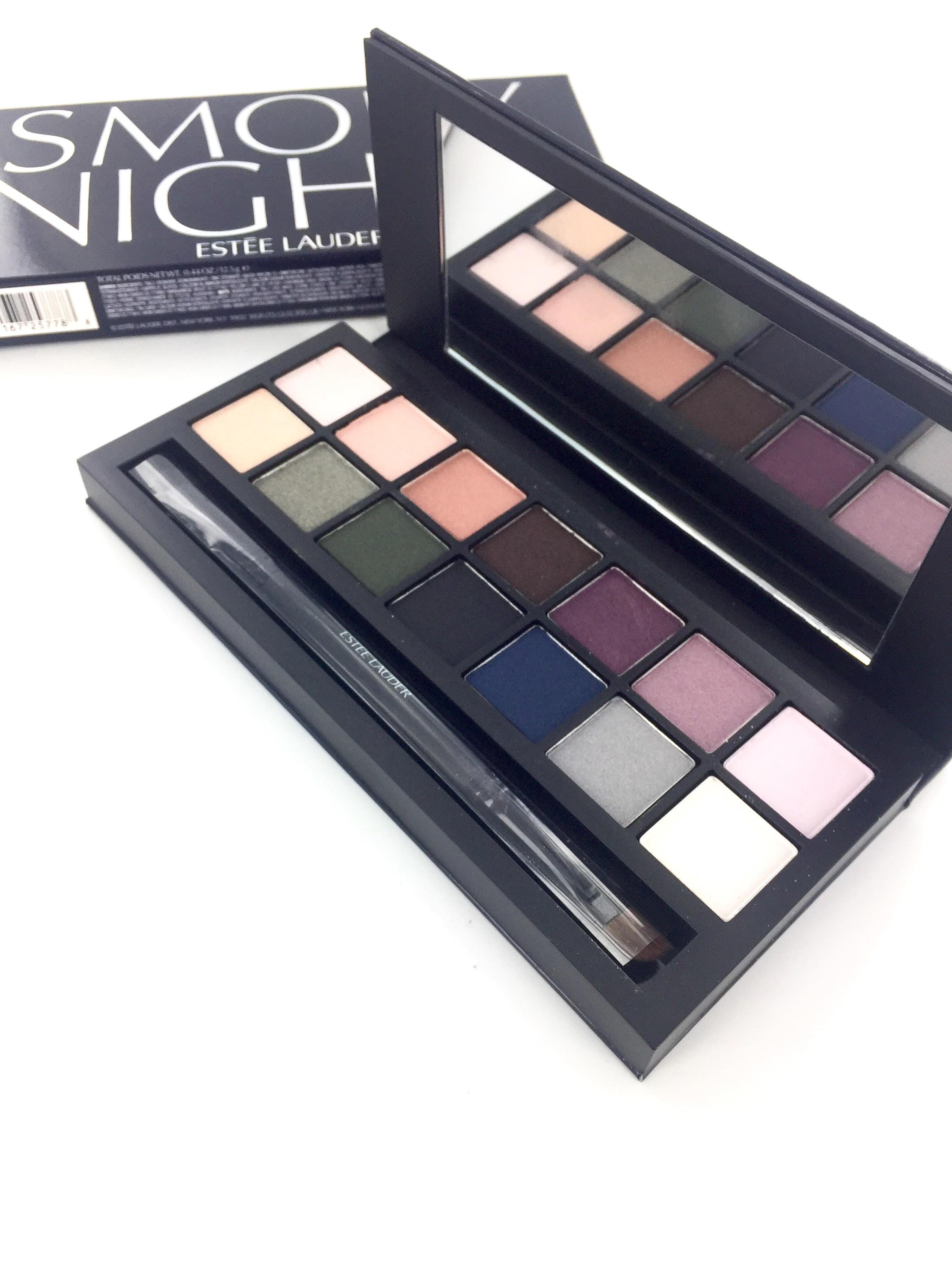 New In: Estée Lauder Smoky Nights Eyeshadow Palette   Beauty