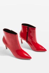 Topshop Hot Toddy Pointed Boots